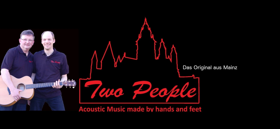 Two People - Das Original aus Mainz